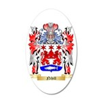 Nihill 20x12 Oval Wall Decal