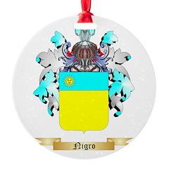 Nigro Ornament