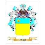 Nigro Small Poster
