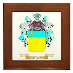 Nigro Framed Tile