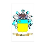 Nigris Sticker (Rectangle 10 pk)