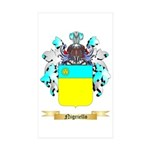 Nigriello Sticker (Rectangle 50 pk)