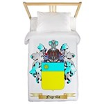 Nigrello Twin Duvet