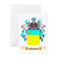 Nigrelli Greeting Card