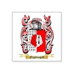 Nightingall Square Sticker 3
