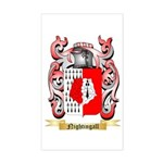 Nightingall Sticker (Rectangle)