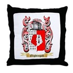 Nightingall Throw Pillow