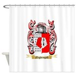 Nightingall Shower Curtain