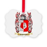 Nightingall Picture Ornament
