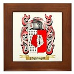 Nightingall Framed Tile