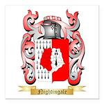 Nightingale Square Car Magnet 3