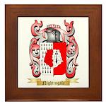 Nightingale Framed Tile