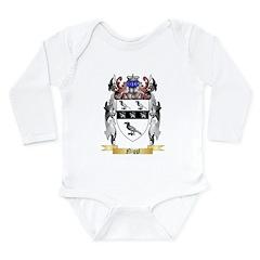 Niggl Long Sleeve Infant Bodysuit