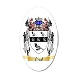 Niggl 20x12 Oval Wall Decal