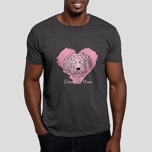 KiniArt Doodle Mom Dark T-Shirt