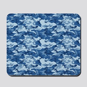 CAMO NAVY Mousepad