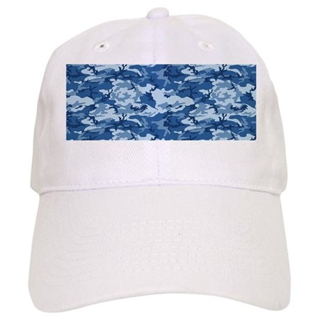22b9cade7bb ... italy navy digital blue camo hats cafepress f2201 85343