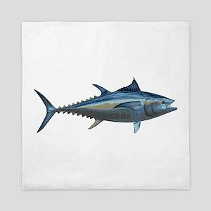 Bluefin Tuna Queen Duvet