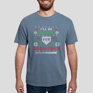 baseball ugly christmas Women's Dark T-Shirt