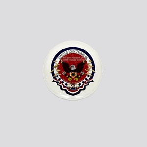 President Donald Trump Mini Button