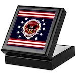 President Trump Keepsake Box