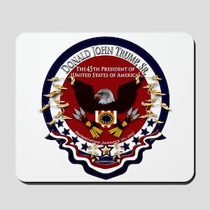 President Trump Mousepad