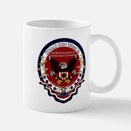 President Donald Trump Mug
