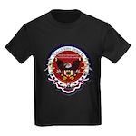 President Trump Kids Dark T-Shirt
