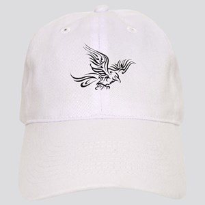 Crow Tribal Painting Faded Cap