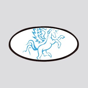 winged horse pegasus Patch