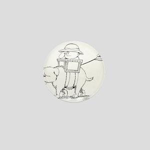 Explorer Baby Mini Button