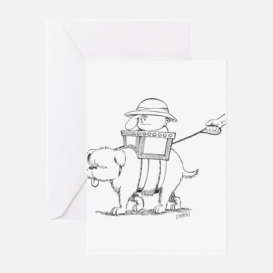 Explorer Baby Greeting Cards