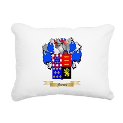 Nieves Rectangular Canvas Pillow