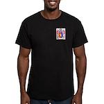 Nieto Men's Fitted T-Shirt (dark)