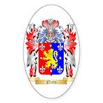 Nieto Sticker (Oval)