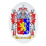 Nieto Oval Ornament