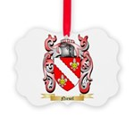 Niesel Picture Ornament