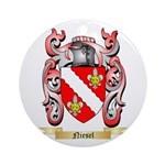 Niesel Round Ornament