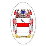Niemuth Sticker (Oval 10 pk)