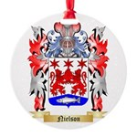 Nielson Round Ornament