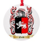 Nield Round Ornament