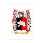Nield Sticker (Rectangle 50 pk)