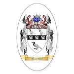 Nicorini Sticker (Oval 50 pk)