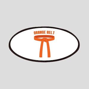 Orange Belt Patch