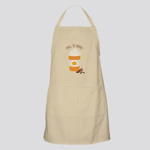 Fall Is Here Apron