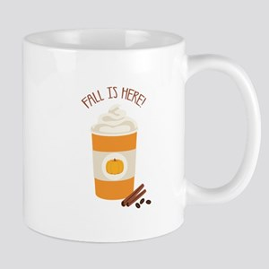Fall Is Here Mugs
