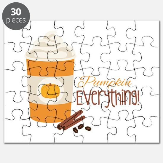Pumpkin Everything Puzzle