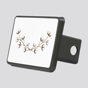 Cotton Branches Hitch Cover