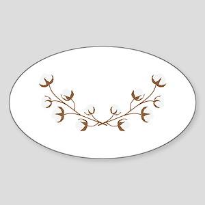 Cotton Branches Sticker