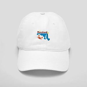 State Of Maryland Baseball Cap
